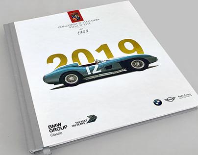 Concorso D´Eleganza Villa D´Este Yearbook 2019