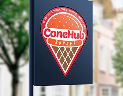 ConeHub Identity Design