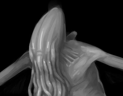 Monsters concept art