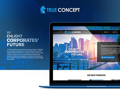 True Concept Website