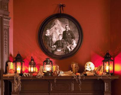 Good Housekeeping Magazine - Halloween Spirit Photo