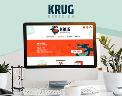 KRUG - redesign