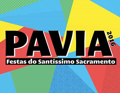 Festas de Pavia 2016