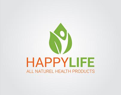 HappyLife Health Logo