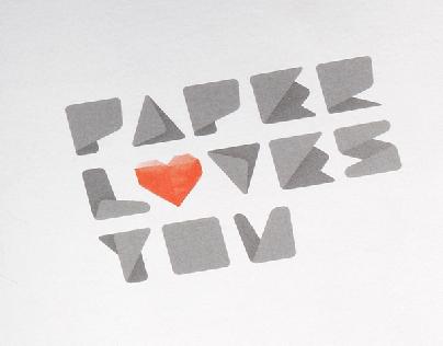 PAPER LOVES...