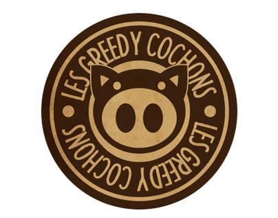 Les Greedy Cochons Identity
