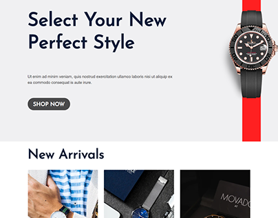 Landing Page Design With Pagefly; Shopify Landing Page