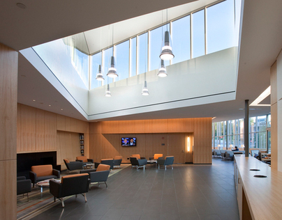 Carl and Ruth Shapiro Admissions Center