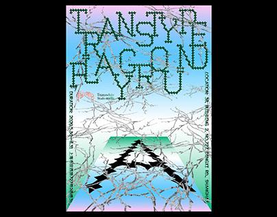 Transtype Playground Poster
