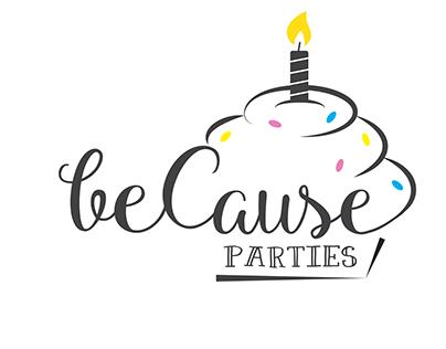 Logo for a friend's nonprofit
