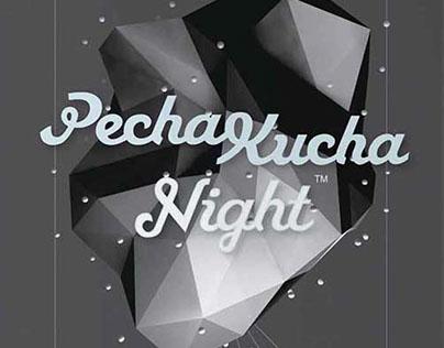 PECHA KUCHA NIGHT / Visual style