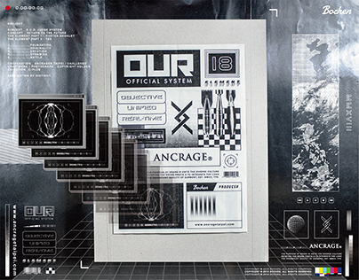 O.U.R. JUDGE SYSTEM| Graphic Design (2018)