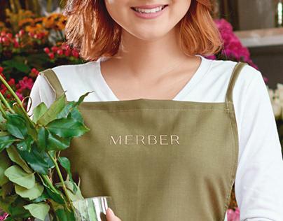 Merber Silk Flower