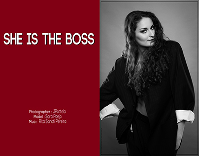 She is the BOSS