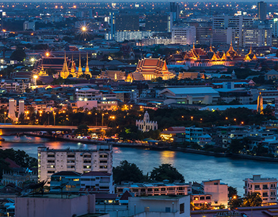 Best Viewpoint of BANGKOK I