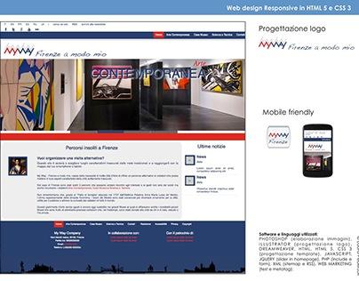 Web design HTML 5, CMS, LMS (2007-15)