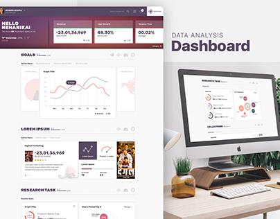 Data Analysis Dashboard Tool [Concept]