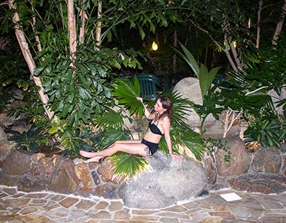 Pauline in het paradijs