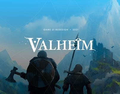 Valheim / UI Redesign