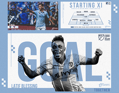Sporting KC 2017 Playoff Campaign - #TOGETHER