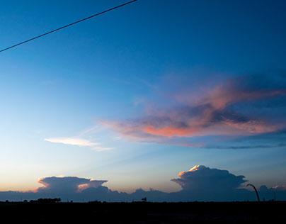 Amarillo Sunset