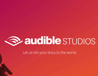 Audible Studios Website (2014)
