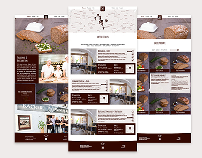 Website – Winkler Bakery