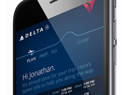 Delta Flight Email Series
