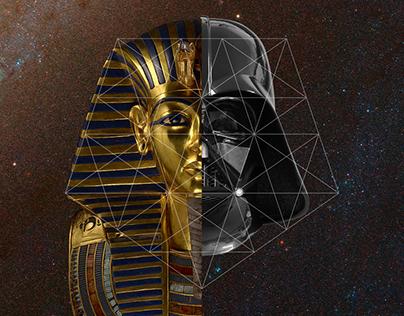 Tutankhamun / Darth Vader