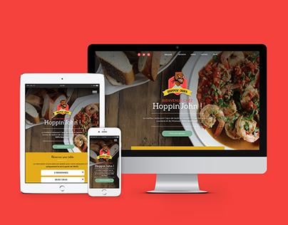 HOPPIN'JOHN - Website