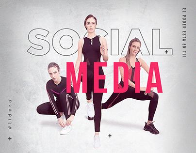 SOCIAL MEDIA Campaña digital DÍA DE LA MUJER