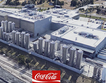 2,000 TONS for COCA-COLA
