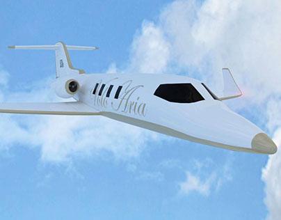Learjet 28
