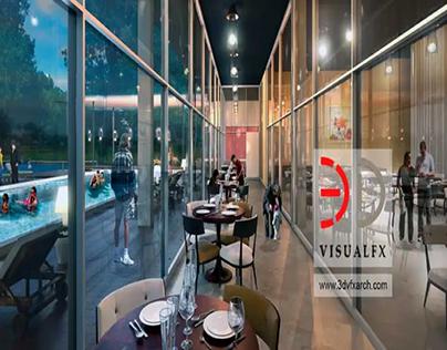 3D Restaurant Design!