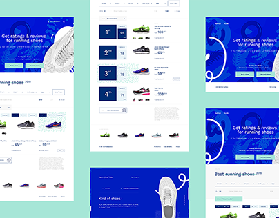 Running Shoe Reviews