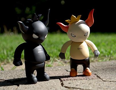 Phantomonster Art toy Cruzi