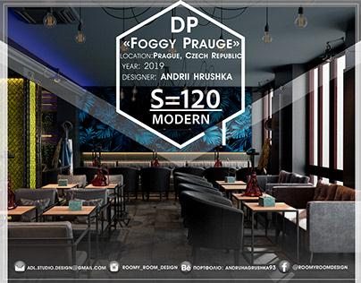 Hookah bar «Foggy Prauge2»