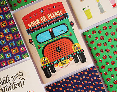 Indian themed Notebooks