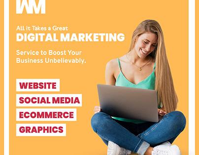 Grow Your Business with webmeen