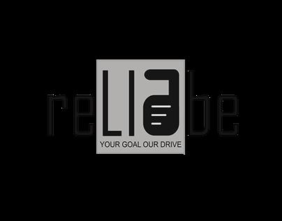 LOGO DESIGN FOR A CONSULTATION FIRM - reLIAbe