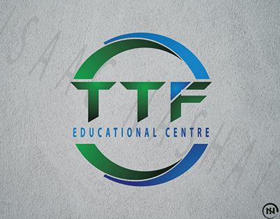 "logo for educational centre called ""TTF"""