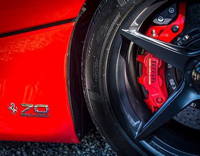 70th Anniversary Ferrari | 26 May 2017