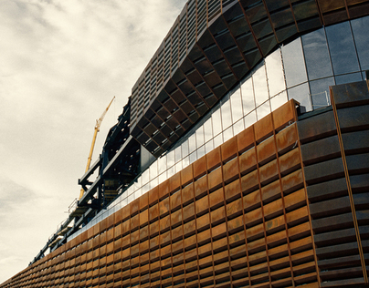 Barclays Center, NYC | Commission for New York Magazine