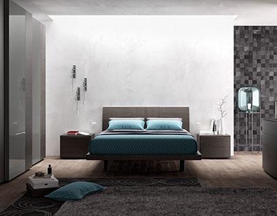 Bedroom rendering 2016