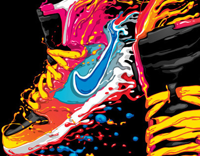 Nike t-shirt design 2012