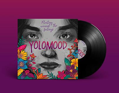 Vinyl Cover | Floating around the feelings (EP)