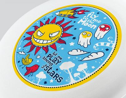 Frisbee designs