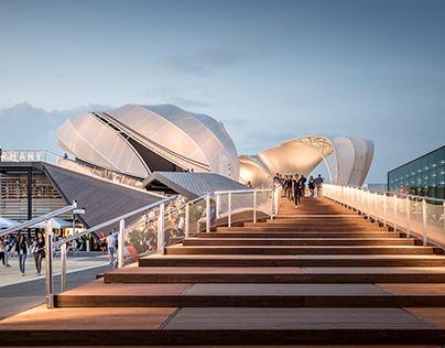 Fields of Ideas - German Pavilion