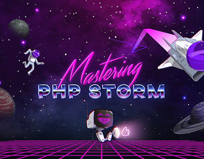 2D Animation Mastering PHP Storm