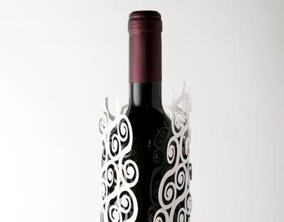 Packaging - Bouteille de vin